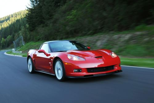 2012 Chevrolet Corvette ZR1 на Нюрбургринге [видео] - 7:19.63