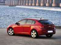 2012 Chevrolet Cruze Hatchback, 5 of 6