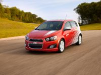 2012 Chevrolet Sonic Z-Spec, 3 of 4
