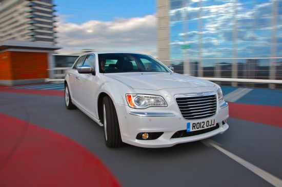 Chrysler 300C UK