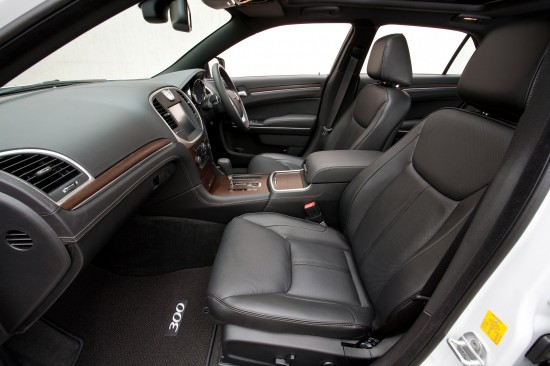 Chrysler 300C UK