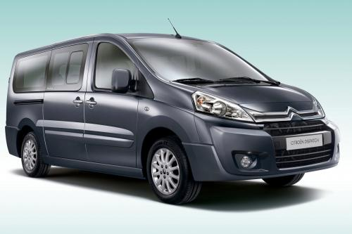 2012 Citroen Berlingo Multispace и Citroеn Dispatch Combi