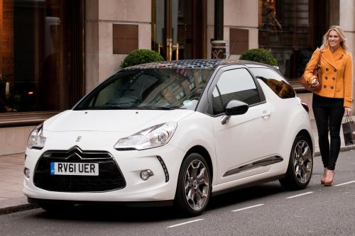 2012 Citroen DS3 Ultra Prestige Цена - £20 700