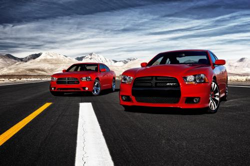 thumbs 2012 Dodge Charger SRT8, 1 of 9