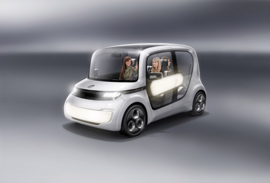 EDAG Light Car - Sharing concept car
