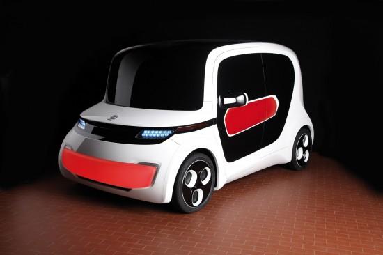 EDAG Light Car - Sharing concept car