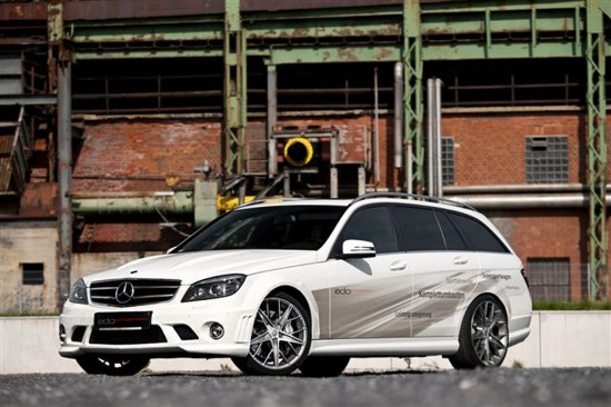 EDO Competition Mercedes-Benz C 63 AMG T-Model