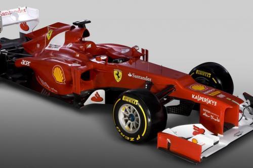 2012 F1 Сезона - Ferrari F2012