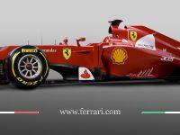 2012 F1 Season Ferrari F2012, 3 of 6