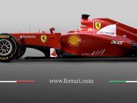 2012 F1 Season Ferrari F2012, 4 of 6