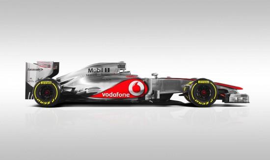 F1 Season - McLaren MP4-27