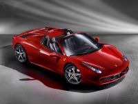 2012 Ferrari 458 Spider, 1 of 5