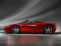 2012 Ferrari 458 Spider, 2 of 5