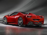 2012 Ferrari 458 Spider, 4 of 5