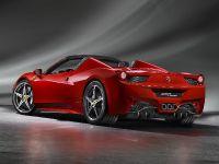 2012 Ferrari 458 Spider, 4 of 5