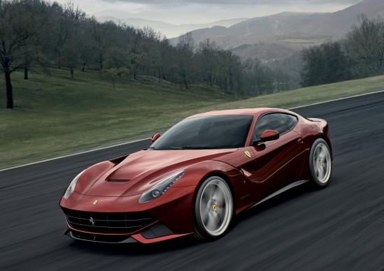 Ferrari F12berlineta