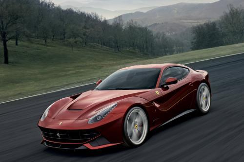 2012 Ferrari F12berlineta - полные спецификации