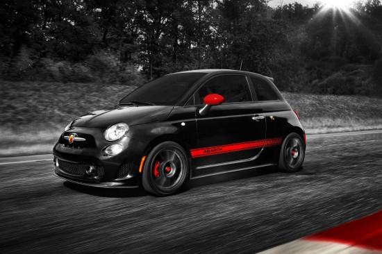 Fiat 500 Abarth US