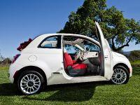 2012 Fiat 500 Cabrio, 2 of 3