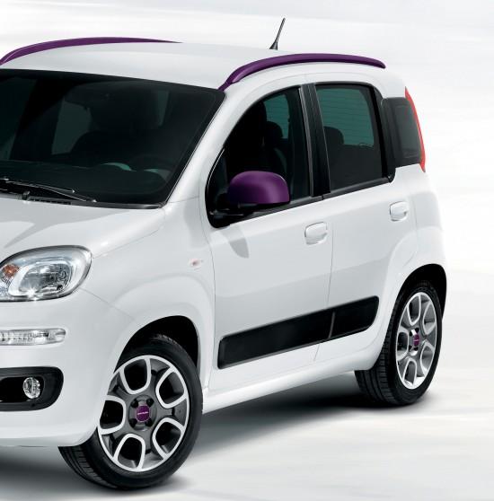 Fiat Panda Accessories