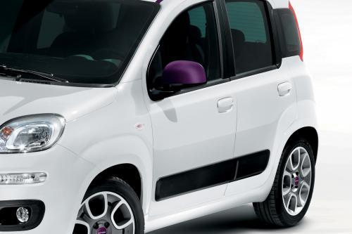 Широкий ассортимент аксессуаров для Fiat Panda 2012
