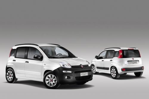 2012 Fiat Panda Van - Цена €8 850