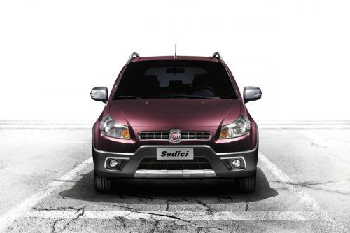 2012 Fiat Sedici