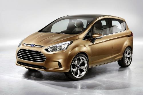 Ford B-MAX обеспечивает лучшую в классе экономию топлива и выбросов CO2