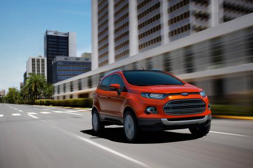 2012 Ford EcoSport