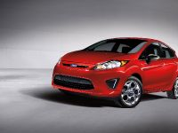 2012 Ford Fiesta, 1 of 8
