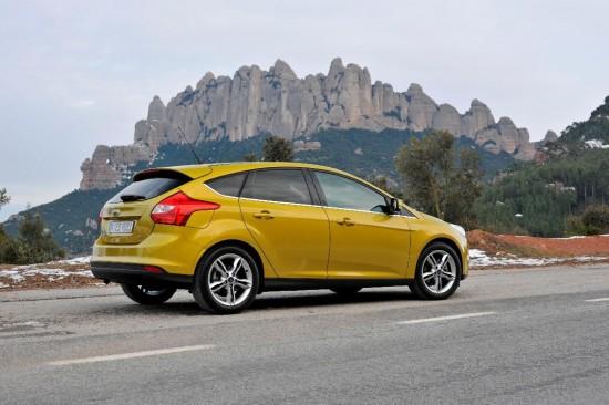 Ford Focus 1.0-litre EcoBoost Titanium