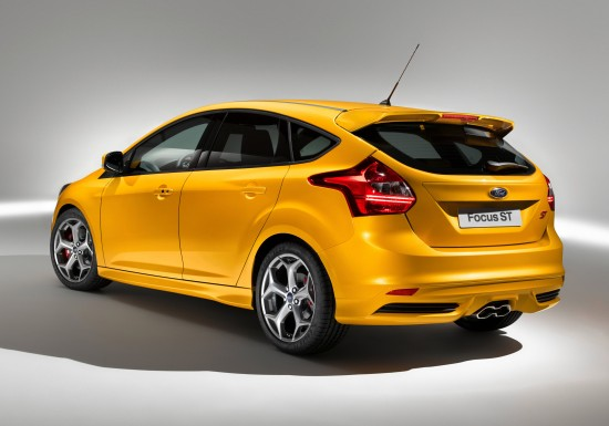 Ford Focus ST 5-door