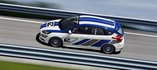 Ford Focus ST-R Race Car