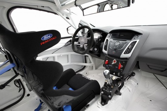 Ford Focus ST-R Race Car