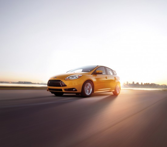 Ford Focus ST US