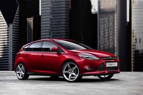 2012 Ford Focus ST будет представлен на Paris Motor Show