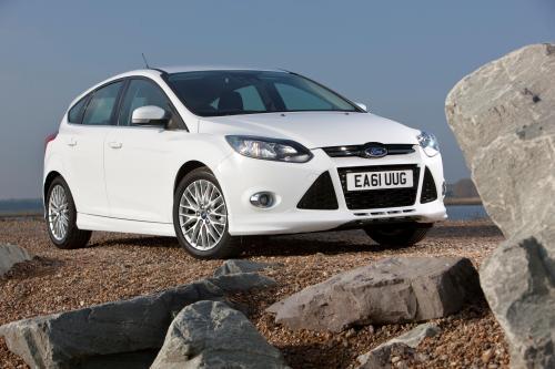 2012 Ford Focus Zetec S 2.0 TDCi [видео]