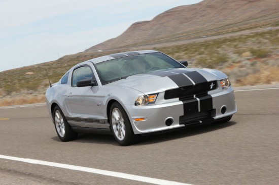 Ford Mustang Shelby GTS