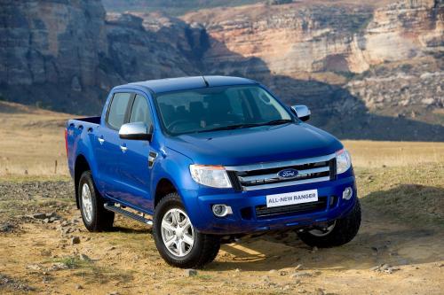 2012 Ford Ranger Цена - £15 515