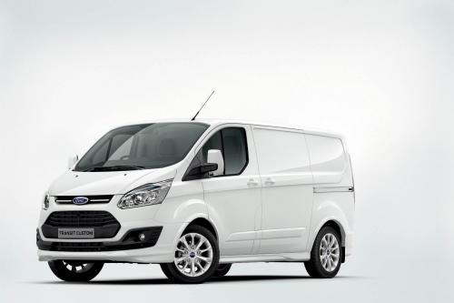 2012 Ford Transit Custom предлагает стиль и функциональность
