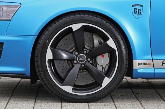 Fostla Wrapping Audi RS6
