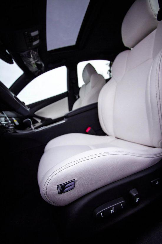 Fox Marketing Lexus IS F Twin Turbo