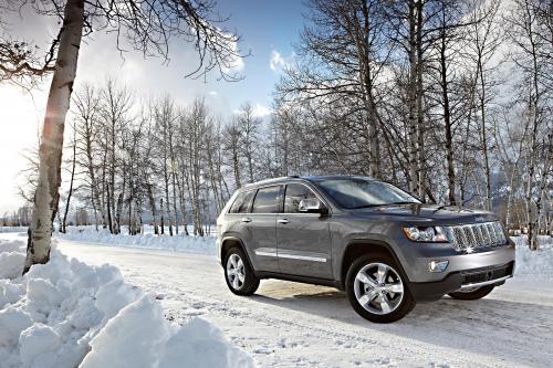 2012 Jeep Grand Cherokee Overland Summit Цена - £44 795