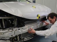 2012 Honda Civic crash test