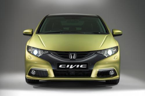 2012 Honda Civic - Официальные Фотографии