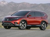 2012 Honda CR-V Concept, 1 of 3
