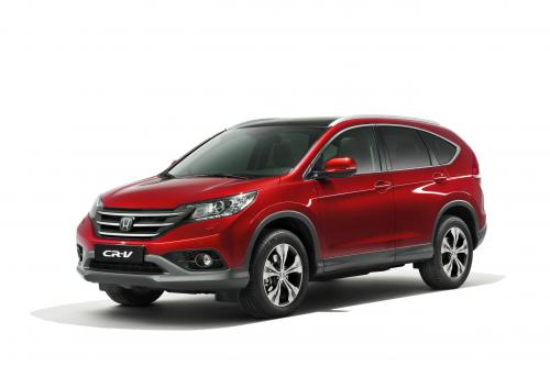 thumbs 2012 Honda CR-V Facelift , 1 of 9