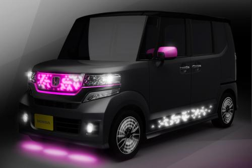 HONDA на Tokyo Auto Salon 2012