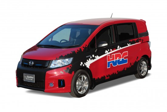 Honda FREED Spike Transporter