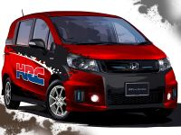 2012 Honda FREED Spike Transporter, 1 of 4
